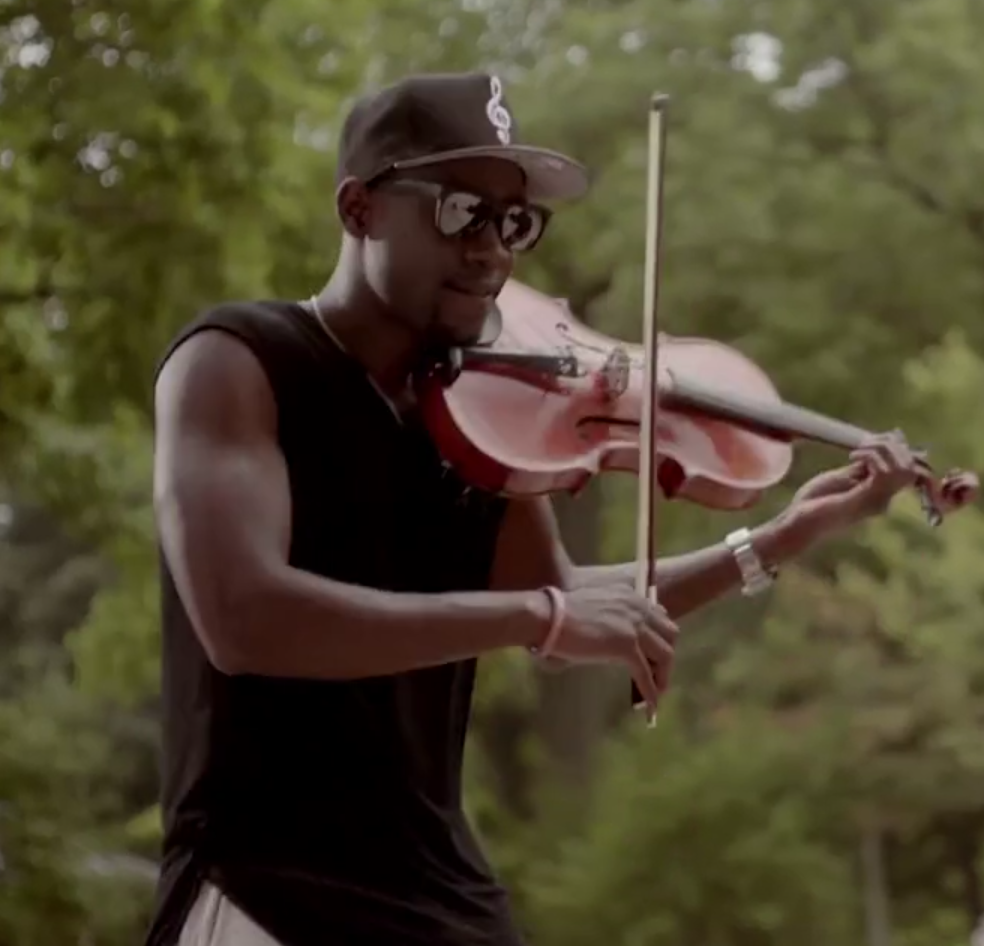 BLACK VIOLIN | STEREOTYPES – Atomicus Films